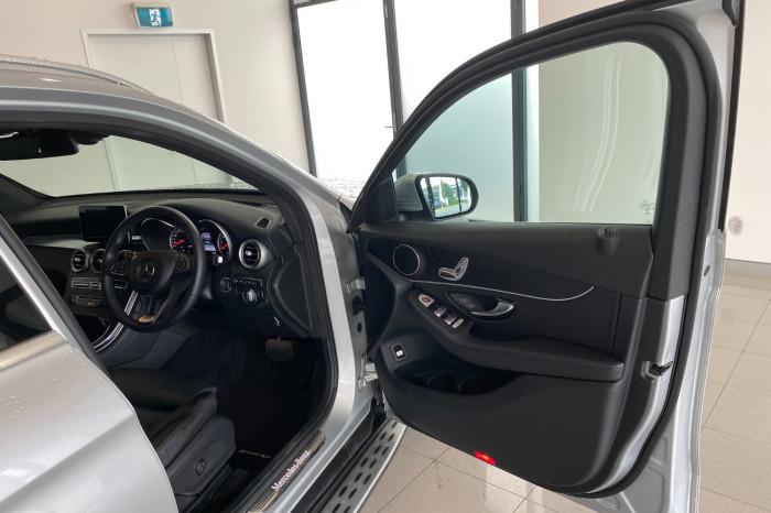 2017 Mercedes-Benz C Class X253 808MY GLC250 Wagon Image 5