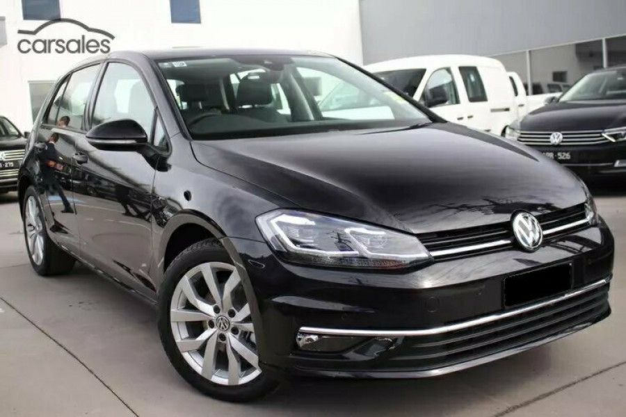 2017 Volkswagen Golf 7.5 110TDI Highline Hatchback