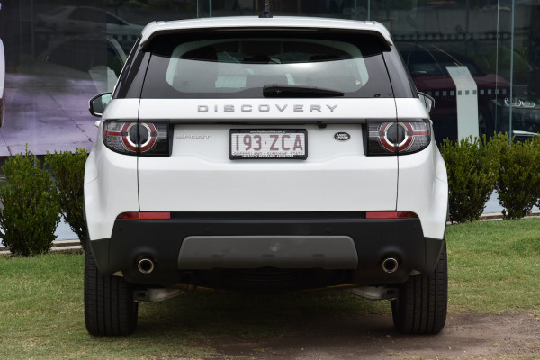 2019 Land Rover Discovery Sport L550 19MY Si4 177kW Suv Image 4