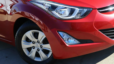 2014 Hyundai Elantra MD3 Active Sedan Image 2
