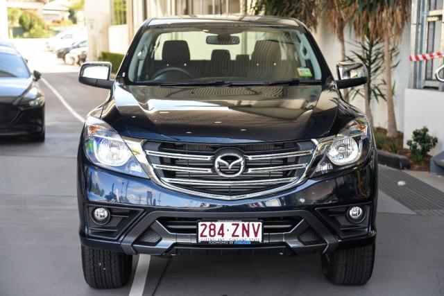 2020 MY19 Mazda BT-50 UR 4x4 3.2L Dual Cab Pickup XTR Ute Image 4