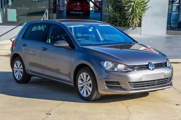2016 Volkswagen Golf 7 MY16 92TSI Comfortline Hatchback Image 3