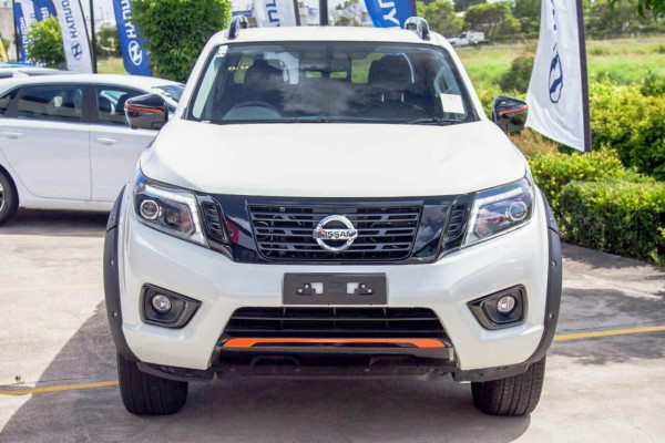 2019 Nissan Navara D23 Series 4 MY19 N-Trek Special Edition (4x4) Dual cab pick-up