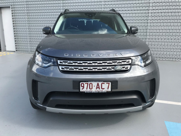2017 Land Rover Discovery Vehicle Description.  5 L462 MY17 TD6 HSE WAG SA 8sp 3.0DT TD6 Suv