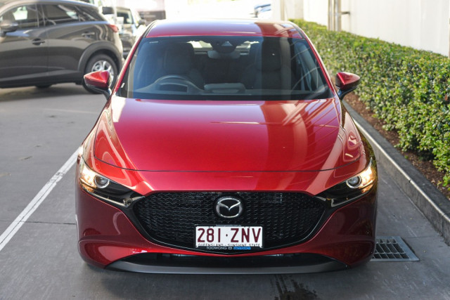 2020 MY19 Mazda 3 BP G20 Pure Hatch Hatchback Mobile Image 4