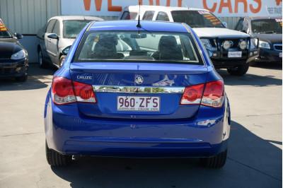 2016 Holden Cruze JH Series II MY16 Z-Series Sedan Image 4