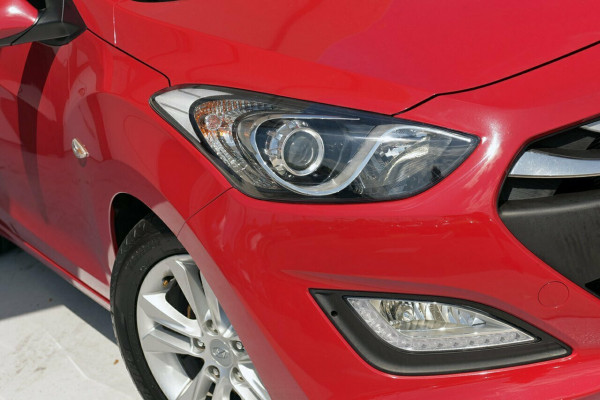 2015 Hyundai I30 GD Active Wagon