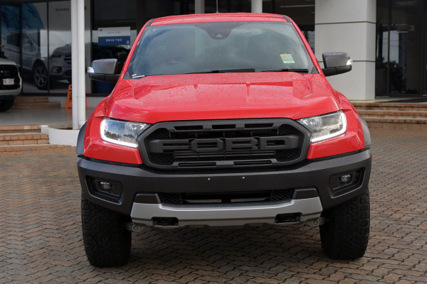2019 Ford Ranger Raptor PX MkIII Double Cab Pick Up Dual cab Image 2