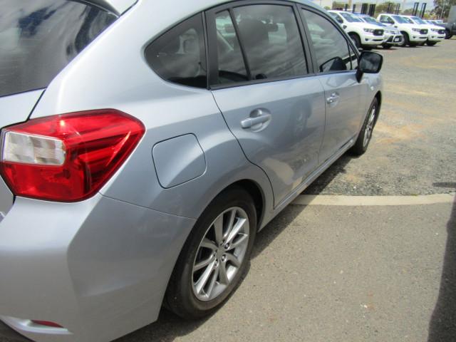 2014 Subaru Impreza G4 MY14 2.0I Hatchback
