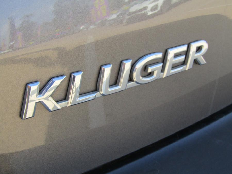 2017 MY18 Toyota Kluger GSU50R GXL 2WD Suv Image 5