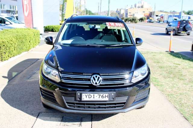 2015 Volkswagen Tiguan 5N 118TSI Suv Image 3