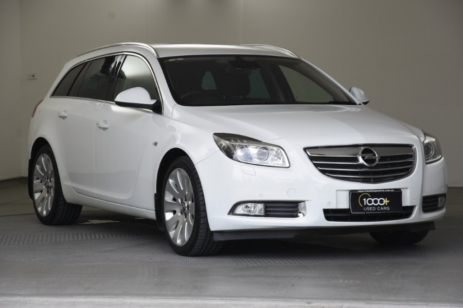2012 Opel Insignia IN Wagon