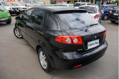 2007 Holden Viva JF MY08 Hatchback Image 3