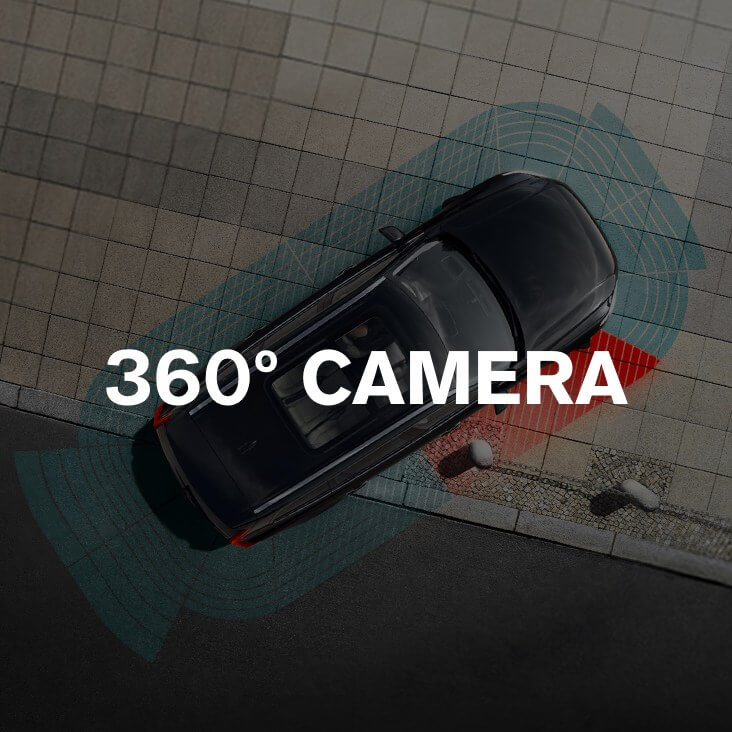 XC90 360 Degree Camera
