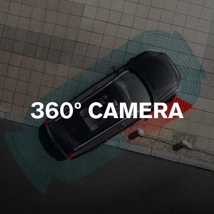 360 Degree Camera Image