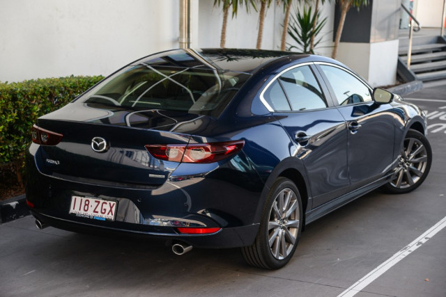 2019 Mazda 3 BP G20 Evolve Sedan Sedan Image 2
