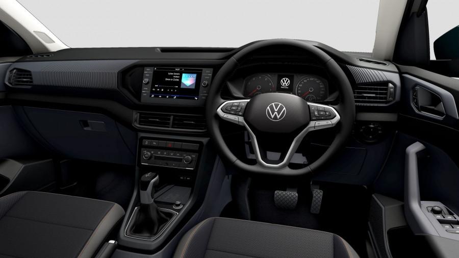 2021 Volkswagen T-Cross C1 85TSI CityLife (Bamboo Garden) Suv Image 8