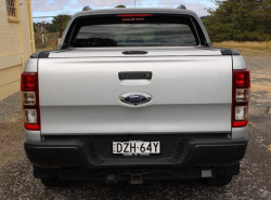 2015 Ford Ranger PX Wildtrak Utility - dual cab
