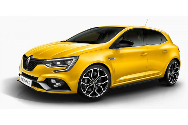 Renault Megane R.S. Sport EDC BFB