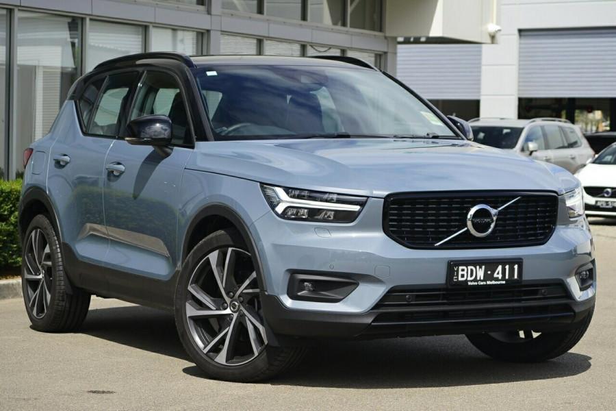 2019 Volvo XC40 XZ T5 R-Design Suv Image 1