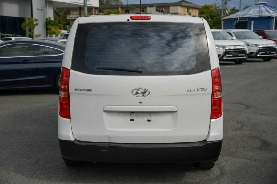 2017 Hyundai iLOAD TQ3-V Series II MY17 Crew Cab Van