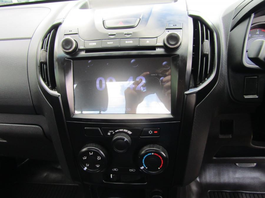 2017 Isuzu Ute D-MAX MY17 SX Cab chassis Image 10