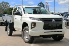 Mitsubishi Triton GLX Single Cab Chassis 2WD MR