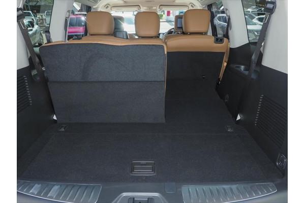 2021 Nissan Patrol Y62 Series 5 Ti-L Suv Image 5