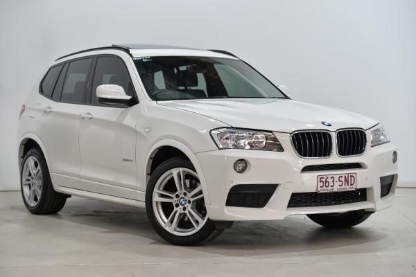 BMW X3 Xdrive20d Bmw X3 Xdrive20d Auto