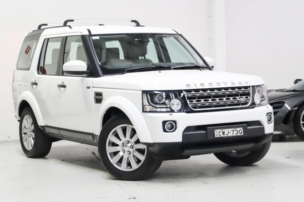 Land Rover Discovery TDV6 Series 4 L319
