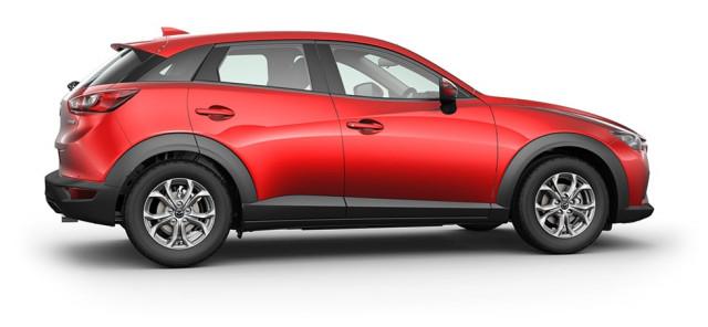 2021 MY0  Mazda CX-3 DK Maxx Sport Suv Mobile Image 10