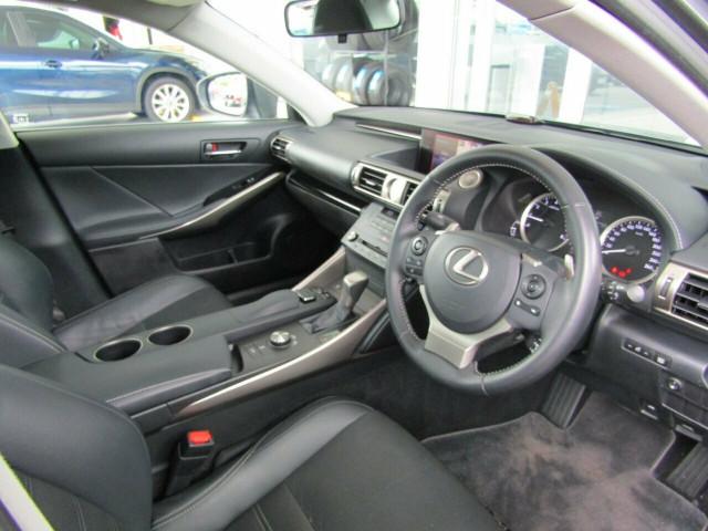 2014 Lexus IS GSE30R IS250 Luxury Sedan Mobile Image 19
