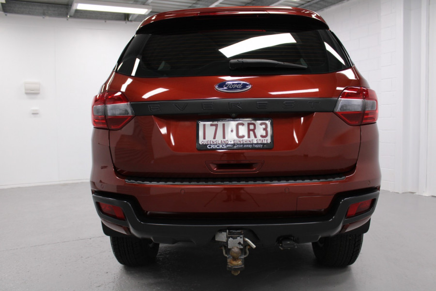 2015 Ford Everest Ambiente Image 4
