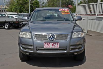 2003 Volkswagen Touareg 7L Luxury Suv Image 2