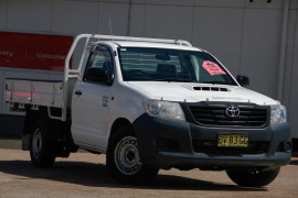 Toyota HiLux KUN16R MY14