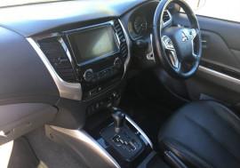 2016 Mitsubishi Triton MQ MY16 UPGRADE EXCEED (4X4) Dual cab utility