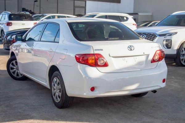 2009 Toyota Corolla ZRE152R MY09 Ascent Sedan Image 2