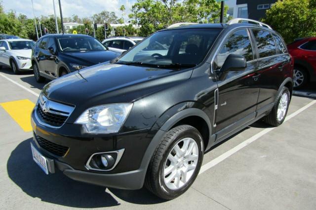 2012 Holden Captiva CG Series II MY12 5 Suv Image 2