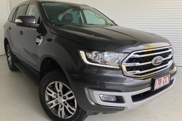 Ford Everest T TREND SUV 3.2L