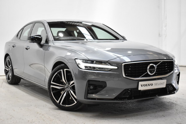 2020 Volvo S60 (No Series) MY20 T5 R-Design Sedan