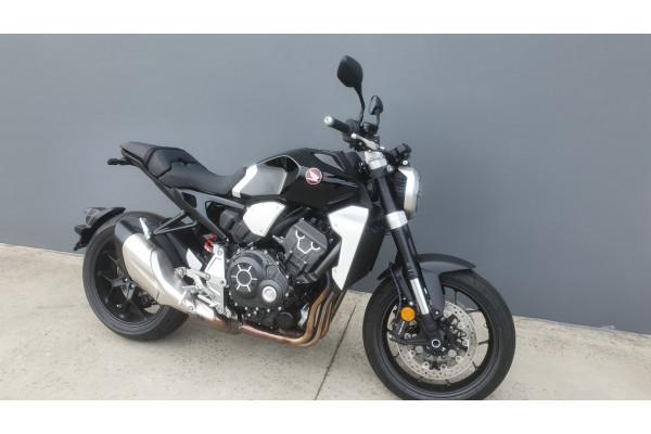 2019 Honda CB1000R CB1000R Motorcycle Image 2