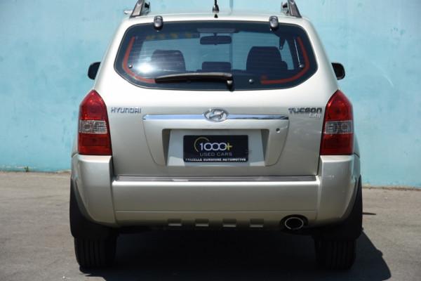 2007 Hyundai Tucson JM City Suv Image 4