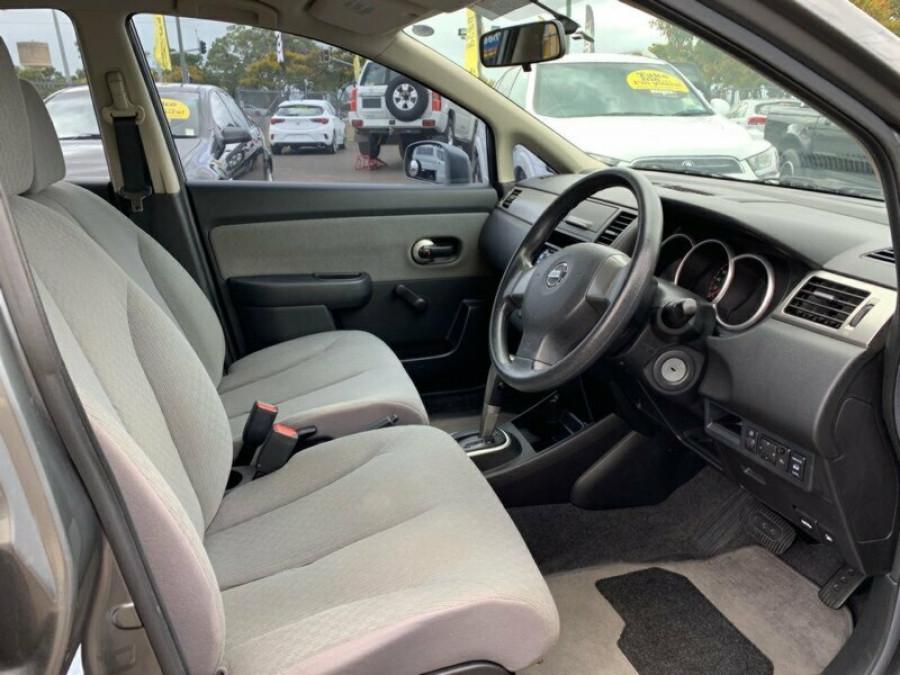 2006 Nissan Tiida C11 ST Sedan