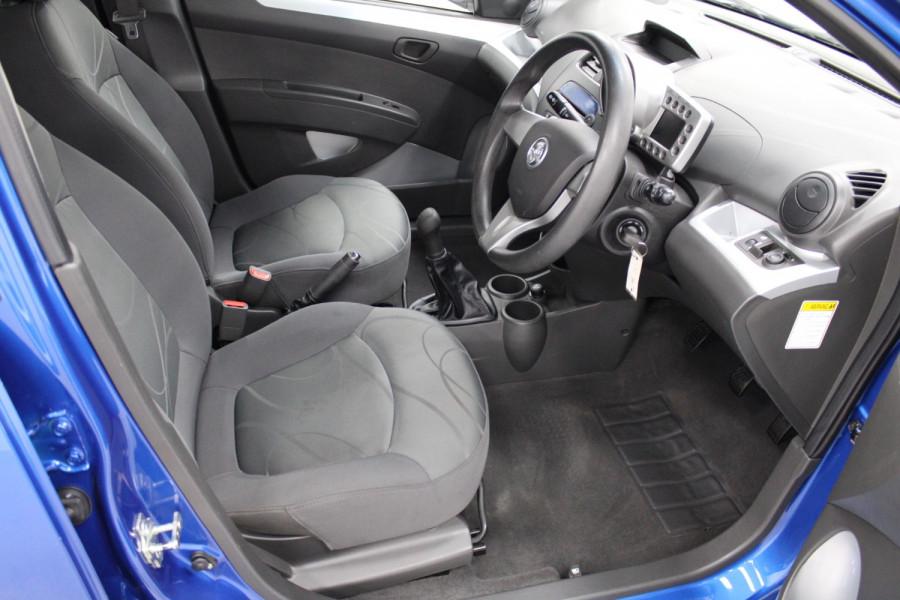2011 Holden Barina Spark MJ  CD Hatchback Image 12