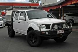 Nissan Navara ST D40 S6 MY12