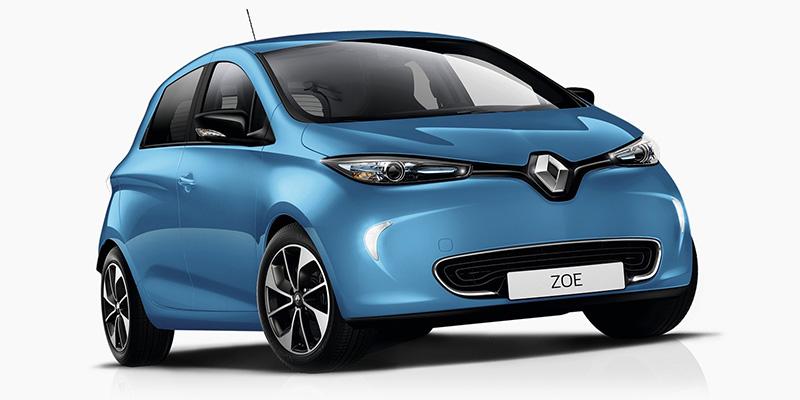 2017 MY18 Renault Zoe B10 Intens Hatchback