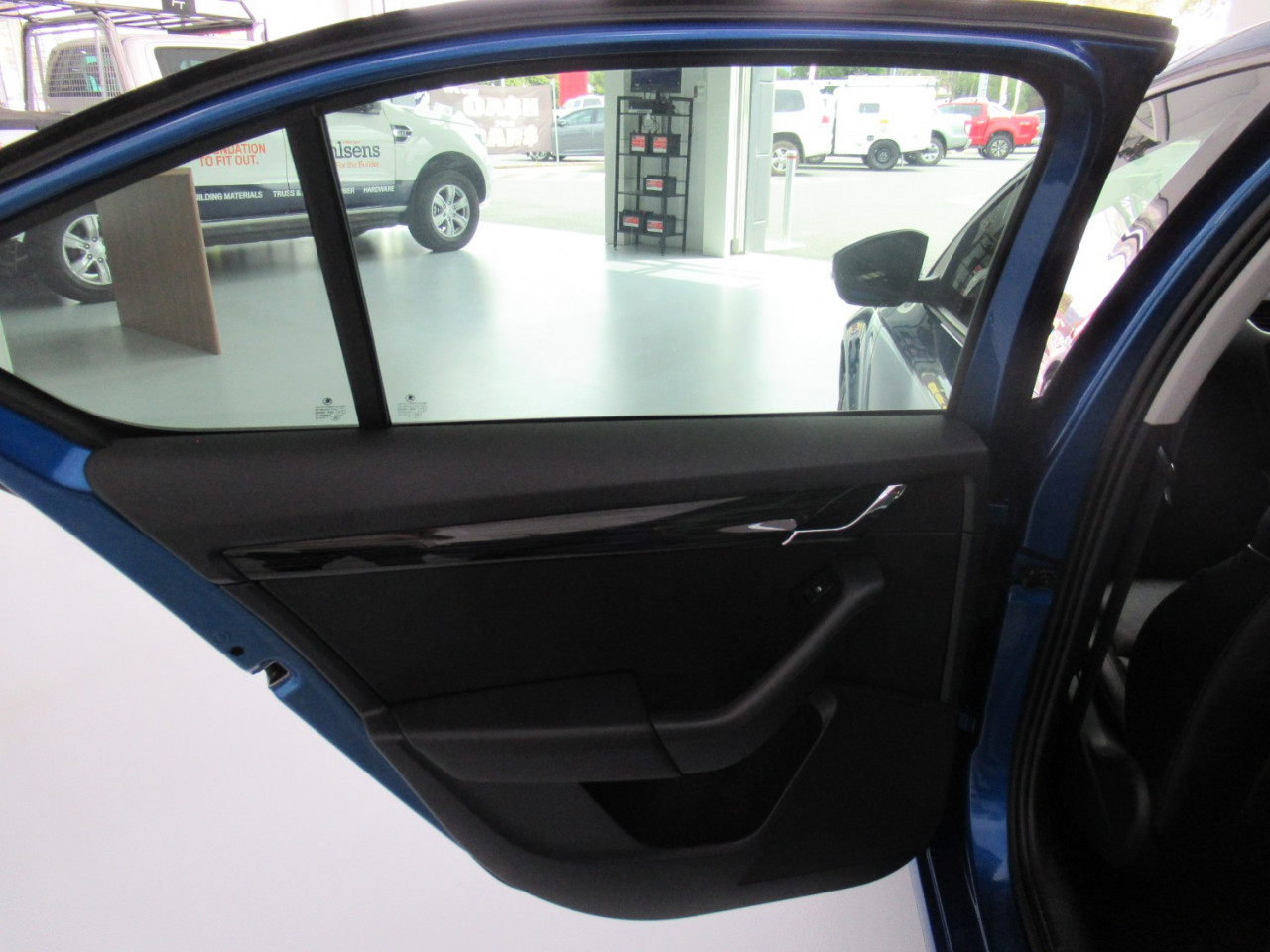 2017 MY18 Skoda Octavia NE MY18 110TSI Sedan Image 29