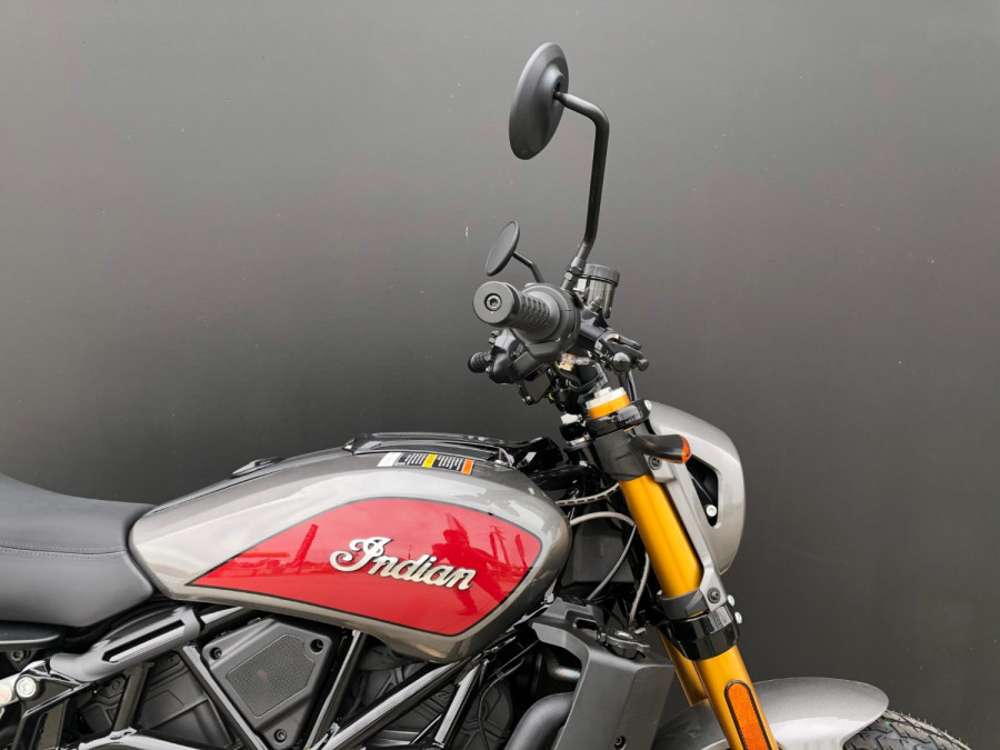 2020 Indian FTR 1200 S Motorcycle Image 5