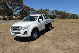 2019 Isuzu UTE D-MAX SX Single Cab Chassis High-Ride 4x2 Cab chassis Mobile Image 4