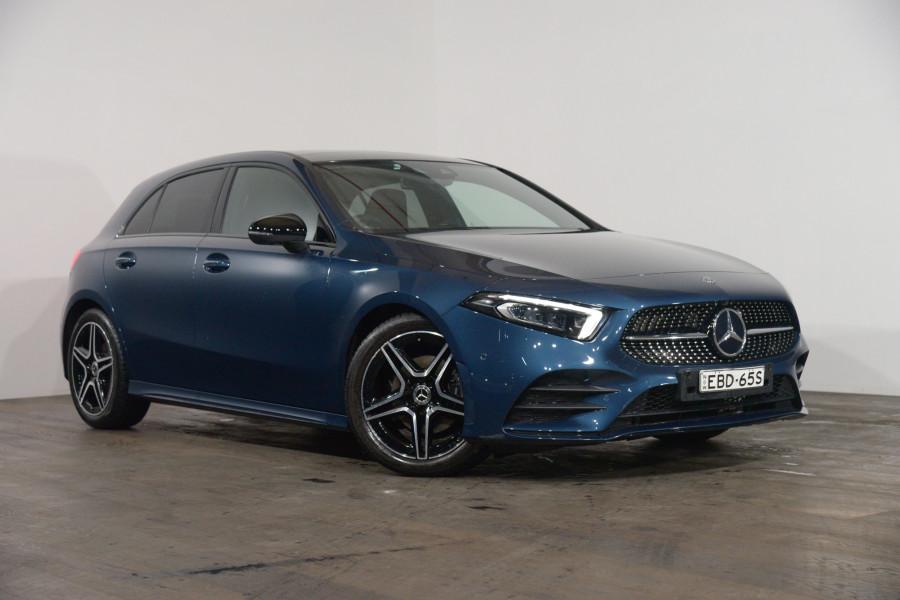 2019 Mercedes-Benz A180 A180